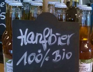 Bio-Hanfbier