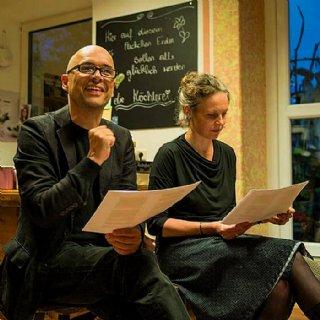 Literarisches Festmahl: Die Buddenbrooks zu Gast in der Köchlerei © Dorit Ehlers - www.ohnetitel.at