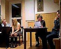 Musikalisch begleitete Lesung: Oh du Fröhliche...