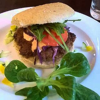 Nicht nur für Großmäuler: Unsere Burger