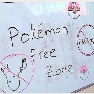 Pokemonfreie Zone © www.couchmendrumcorps.org