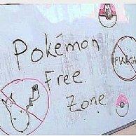 Wir sind pokémon- und (fast) handyfreie Zone
