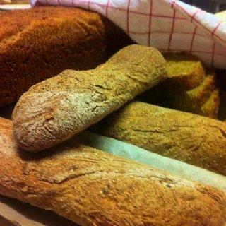 Brot, Backkurs © Sigrid