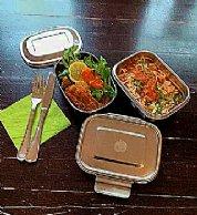 Lockdown-Küche: Speisenabholung in der Köchlerei!